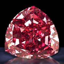 The moussaieff red diamond